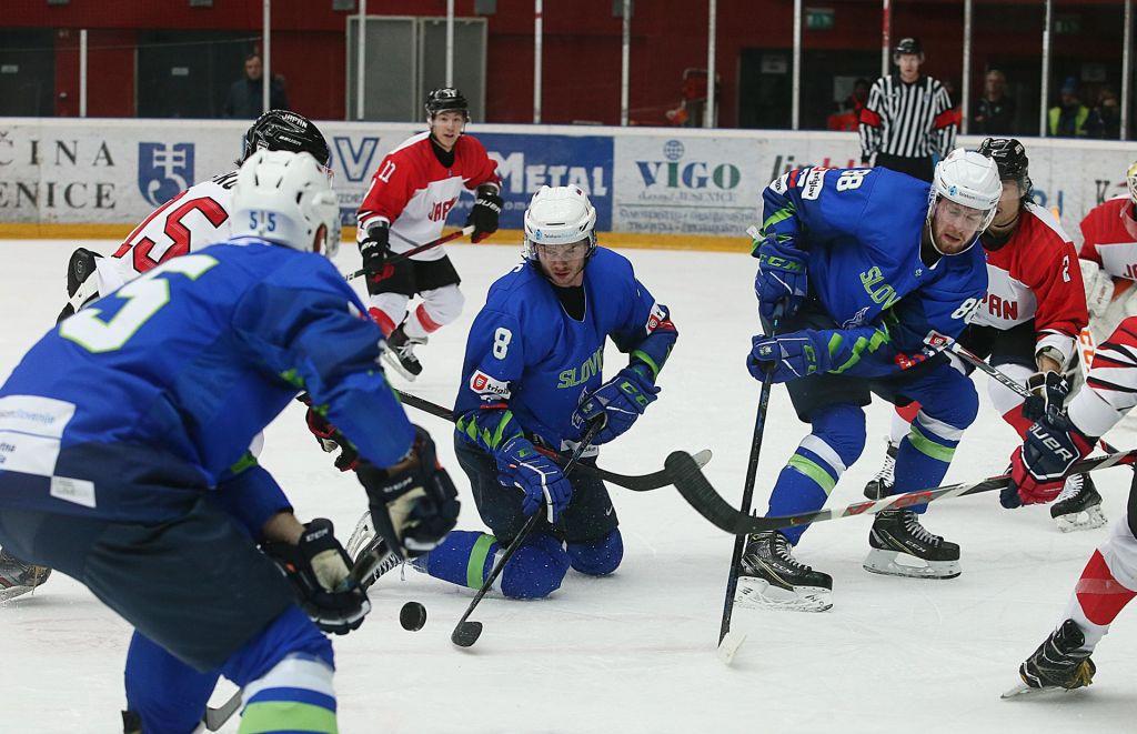 FOTO:Hokejisti korak bliže Pekingu 2022