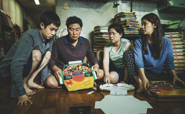 Med najbolj iskane sodi film Parazit. Foto Bong Joon-ho