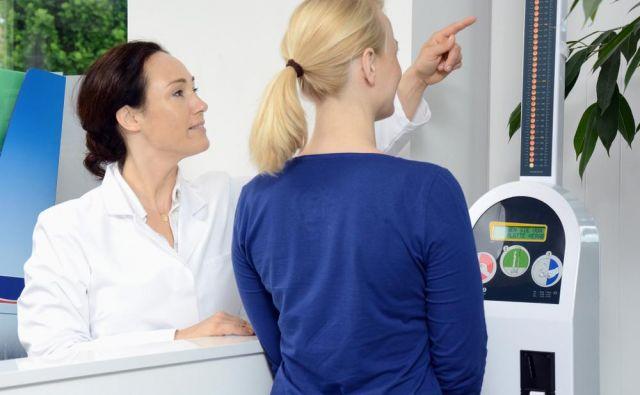 Kolegica je razumela, da je pogled na telesne mase treba iz številk na tehtnici spremeniti v dejanske meritve prehranskega stanja posameznika in nato določiti zdravstvene cilje njihove uravnave.Foto: Shutterstock