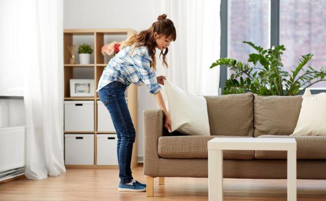 Ženske v gospodinjstvu opravijo večino opravil – nič novega, kajne? Foto Shutterstock