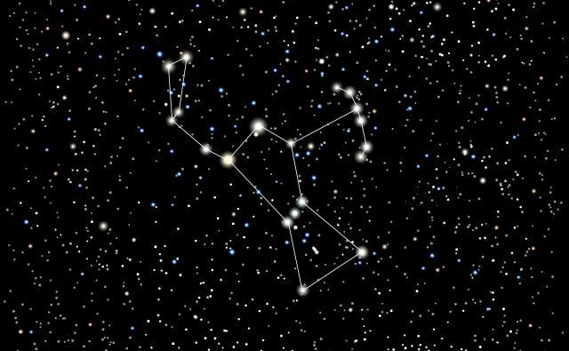 Ozvezdje Oriona je pozimi v naših krajih med najbolj opaznimi. FOTO: Shutterstock