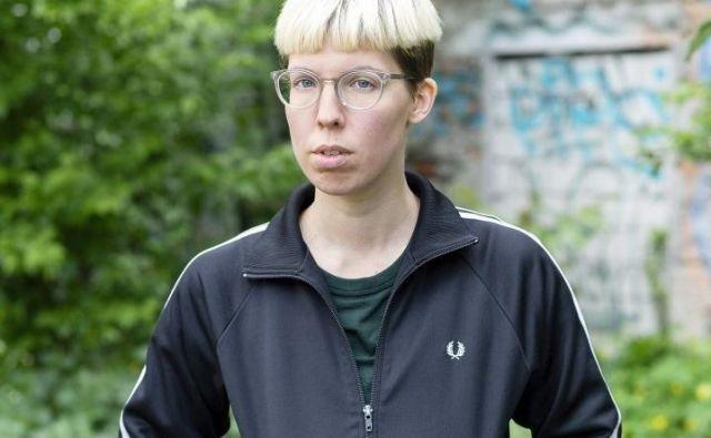 Bettina Wilpert, literarni glas nemške mladine. FOTO: Sabrina Richmann