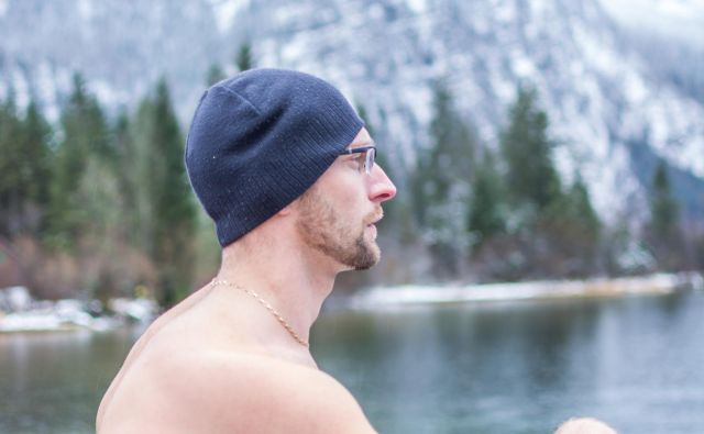 Luka Turk je negativne misli zamrznil. FOTO: Dragan Gavranović