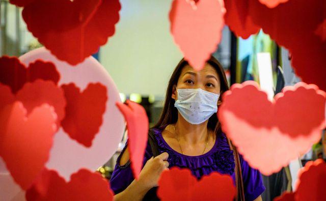 Srce je trpežna mišica. Tudi na valentinovo. Foto Afp