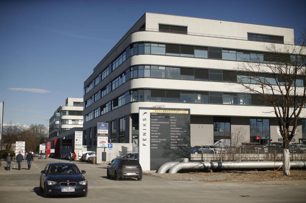FOTO:Kakovostnih pisarn primanjkuje, a investitorji ne spijo