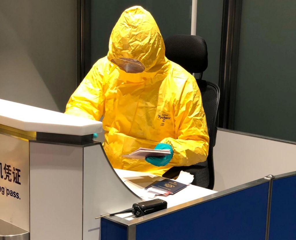 Virus načenja tudi nemško rast