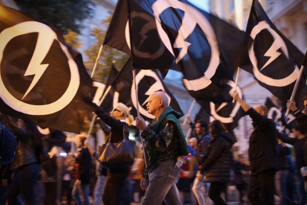 Italijanski fašisti ponovno potvarjajo zgodovino