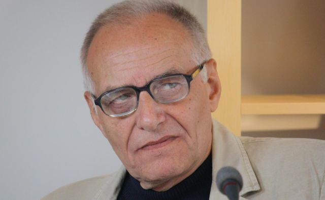 Pavel Vilikovský je umrl v starosti 78 let. FOTO: Wikipedija