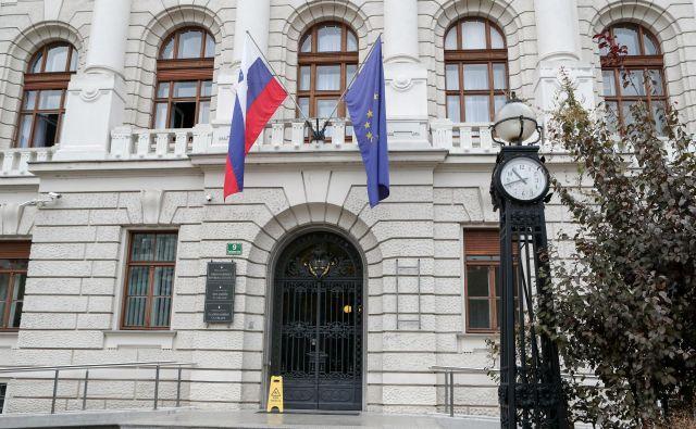 Vrhovno sodišče opozarja na neučinkovito pravno varstvo razlaščencev. FOTO: Marko Feist