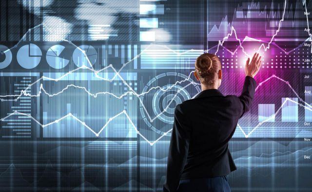 V sodobnem svetu se srečujemo z vedno večjo količino podatkov in izziv postaja urejanje in izbiranje pravih. Foto Shutterstock