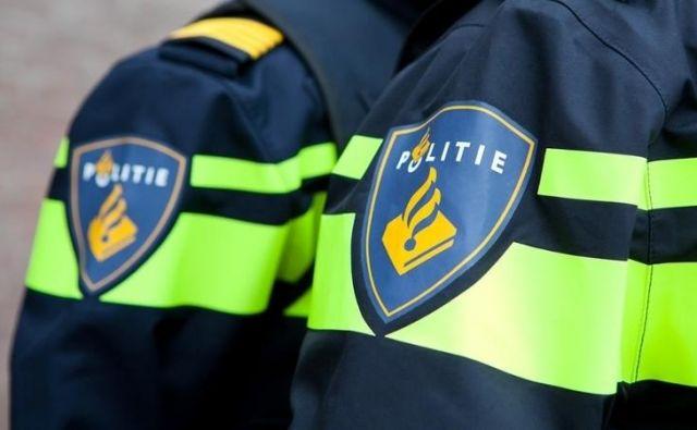 Nizozemska policija sporoča, da ranjenih ni. FOTO: politie.nl