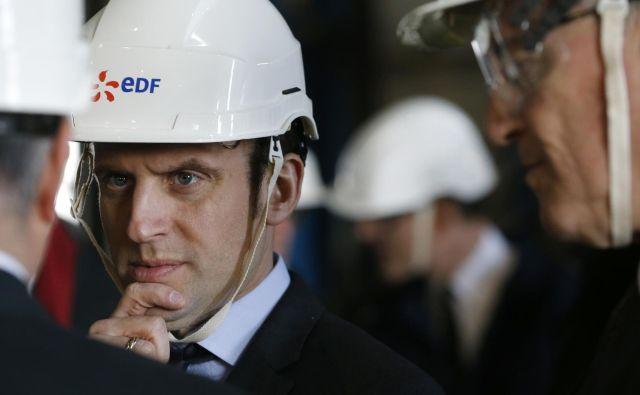 Francija ima približno tristo jedrskih konic, zato je njen jedrski arzenal bistveno manjši od ameriškega in ruskega. Foto: Reuters