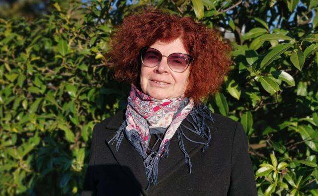 Nevenka Mlinar, zdravnica splošne medicine iz Deskel, že dvajset let spremlja obolevanje in umiranje prebivalcev srednje Soške doline. Foto Osebni Arhiv Nm