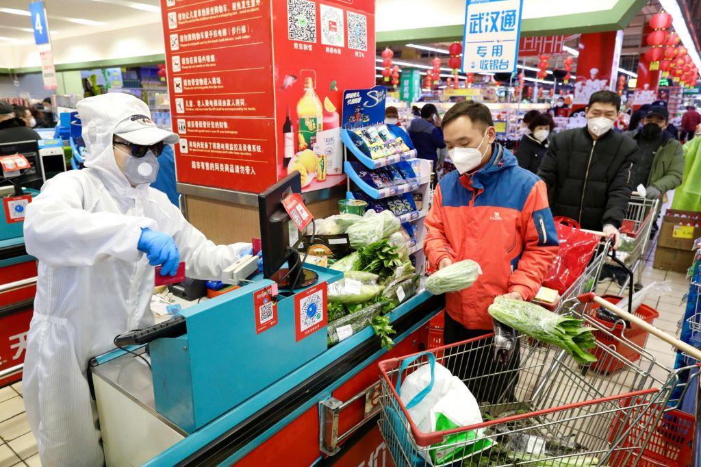 FOTO:Posledice koronavirusa že v Sloveniji