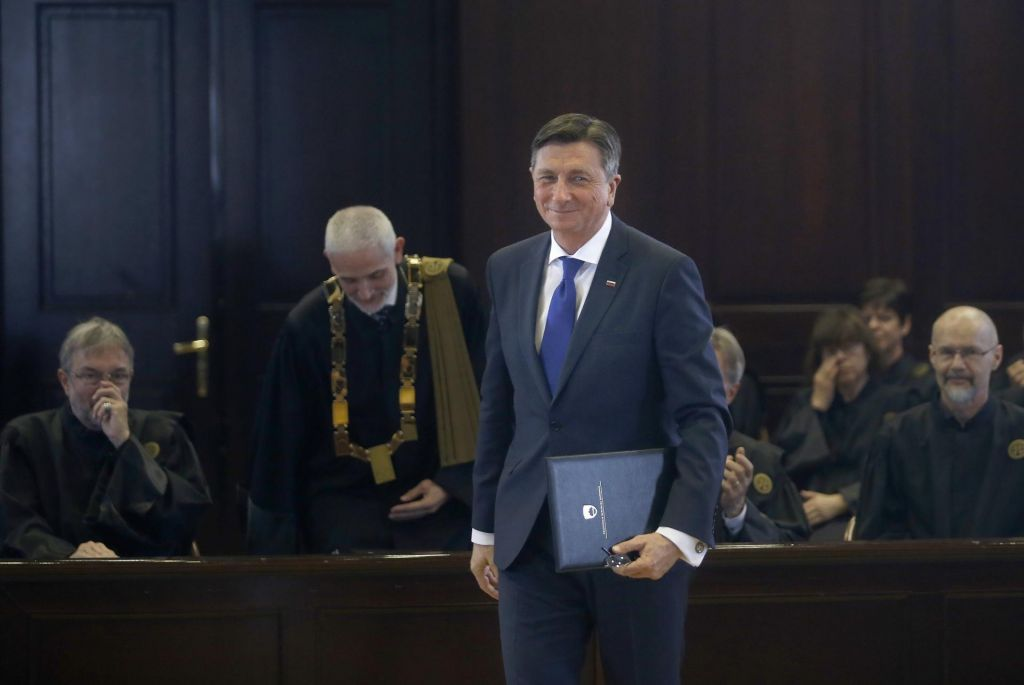 »Uravnoteženi« Pahor razburja na levi