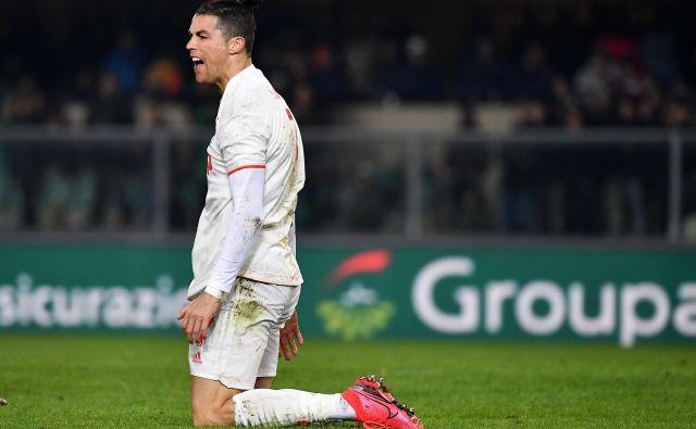Kapetan portugalske reprezentance je Cristiano Ronaldo, glede na to, da bo to ena zadnjih preizkušenj pred evropskim prvenstvom, je pričakovati, da ga bomo videli na igrišču. FOTO: Marco Bertorello/AFP