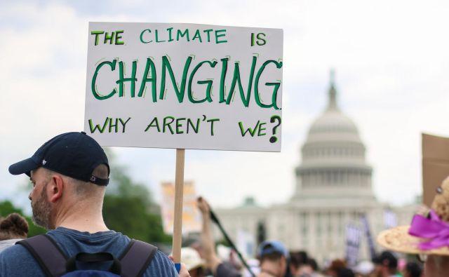 Podnebne spremembe FOTO: Shutterstock