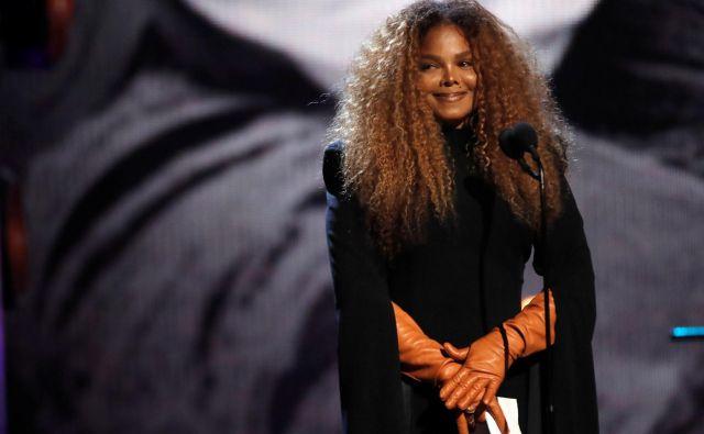 Janet Jackson, sestra slavnega pokojnega pevca <strong>Michaela Jacksona</strong>, je zaslovela v osemdesetih letih minulega stoletja. FOTO: Mike Segar/Reuters