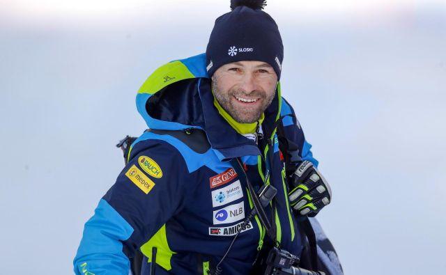 Janez Slivnik se je z nasmehom poslovil od letošnje Zlate lisice. FOTO: Matej Družnik/Delo