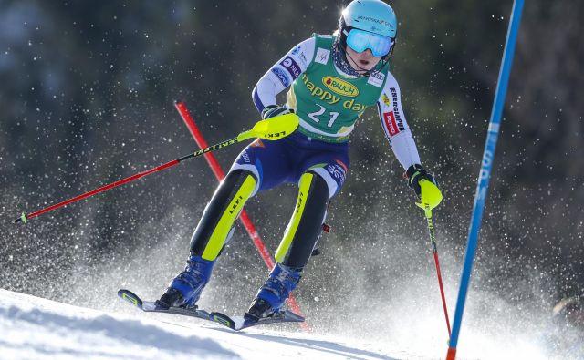 Domačinka Meta Hrovat je bila vodilna slovenska junakinja Zlate lisice 2020. FOTO: Matej Družnik/Delo