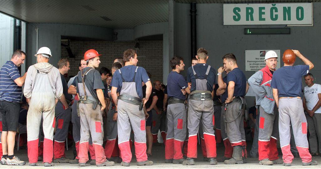 Premogovnik Velenje lani zaposlil 65 mladih