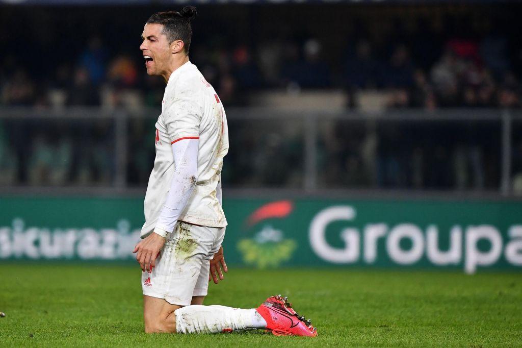V Slovenijo prihaja Cristiano Ronaldo