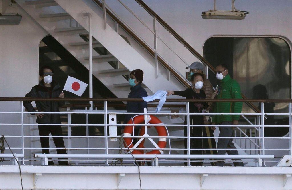 Na ladji obolelo še 44 potnikov, zdravstveno stanje Slovencev je dobro