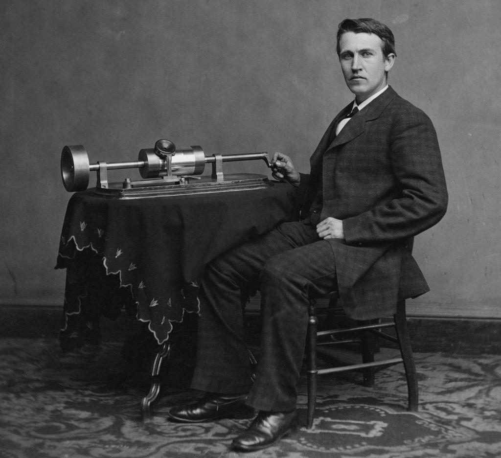Thomas Alva Edison: Izumiteljski genij, preneumen za šolo
