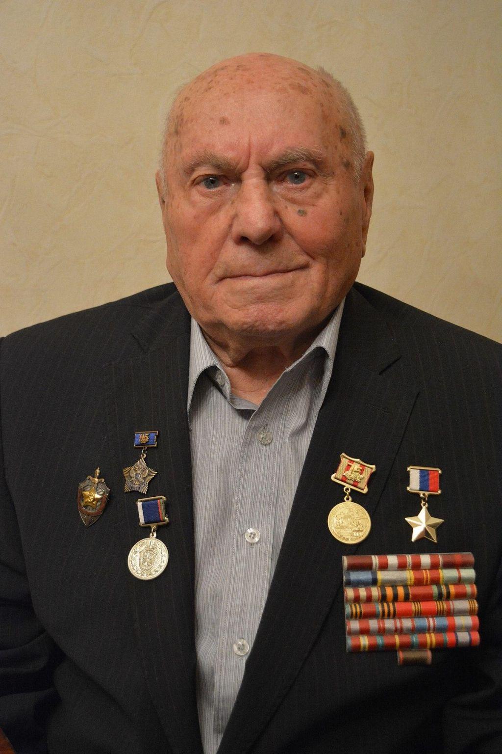 Umrl legendarni sovjetski vohun Aleksej Botjan