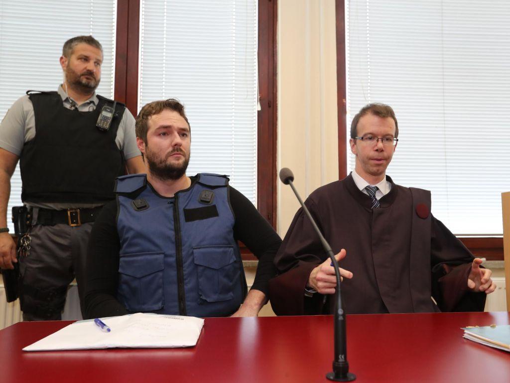 Abramov na žalskem sodišču ponovno zavrnil krivdo za goljufijo