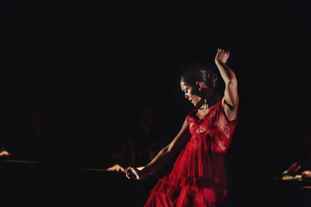 FOTO:Zaradi flamenka živim bolj strastno