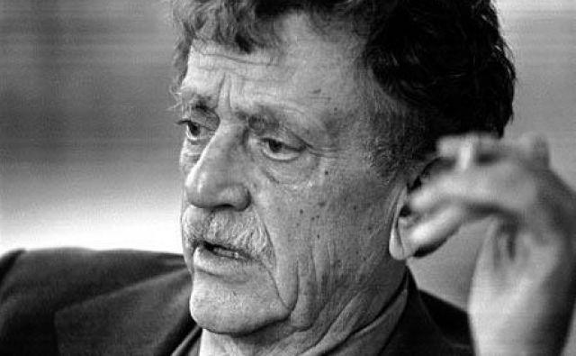 Kurt Vonnegut je kratke zgodbe mojstrsko izpilil.<br /> Foto osebni arhiv