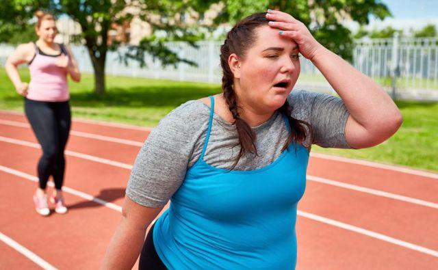 Ne preskakujte treningov, načrtovana postopnost je zelo mila, vendar edina pot do teka brez klasičnih tekaških poškodb. Foto: Shutterstock