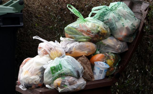 Marjetica Koper med stavko ne bo odvažala smeti, razen iz javnih ustanov kot so šole, vrtci in zdravstveni domovi. FOTO: Igor Modic/Delo