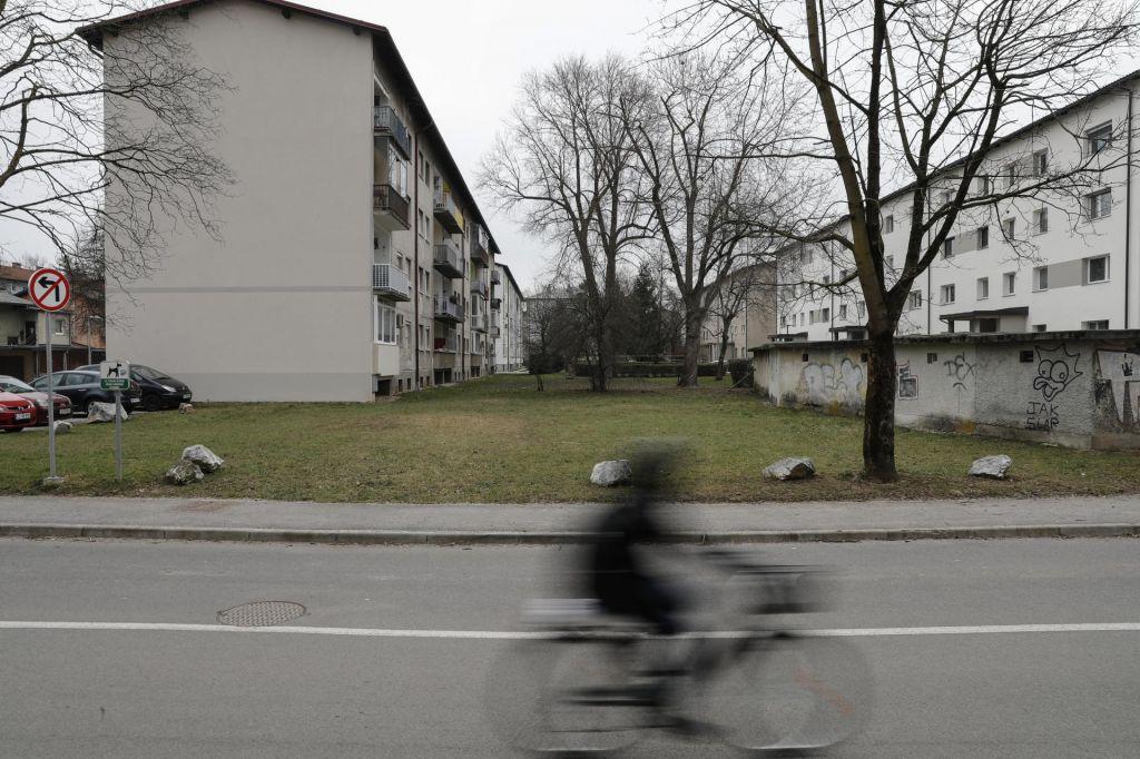 FOTO:Kako so včasih gradili šišenska blokovska naselja