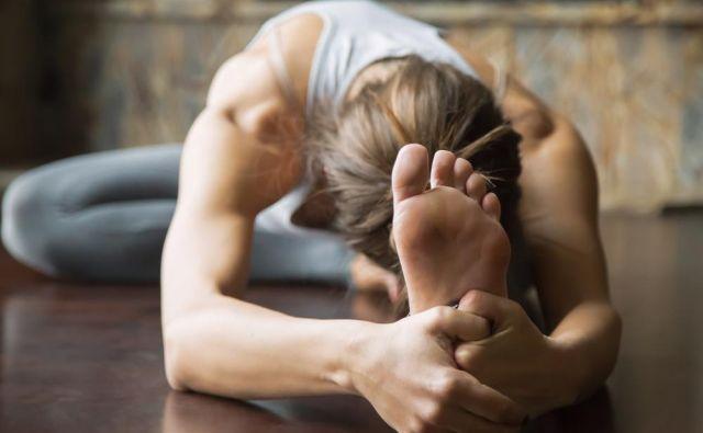 Zdi se, da nas fleksibilnost morda niti ne ščiti pred poškodbami.Foto: Shutterstock