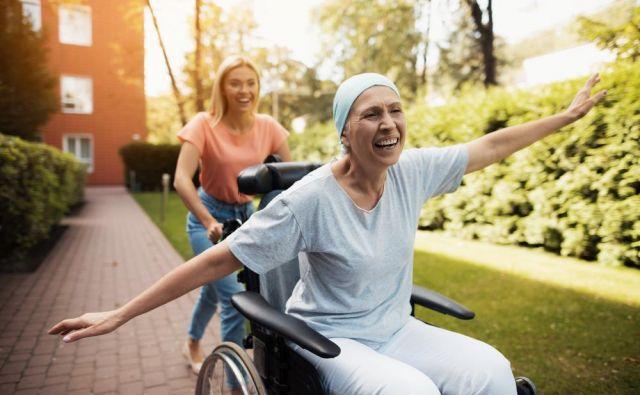 Zdravje je življenje v vseh odtenkih, ne tiste nesrečne sive, ampak v vseh odtenkih svetlobe.Foto: Shutterstock