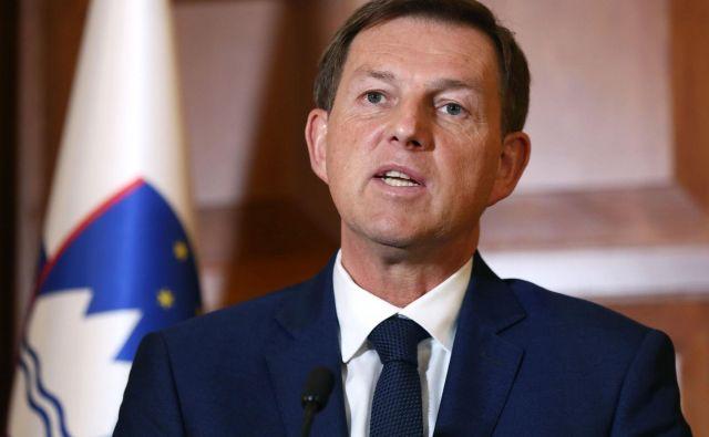 Po besedah zunanjega ministra Mira Cerarja je treba rešiti vprašanje regije Zahodna Slovenija, ki bi ostala brez precejšnjega dela kohezijskega denarja. FOTO: Adem Altan/AFP