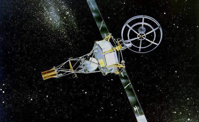 Mariner 2 FOTO: Nasa