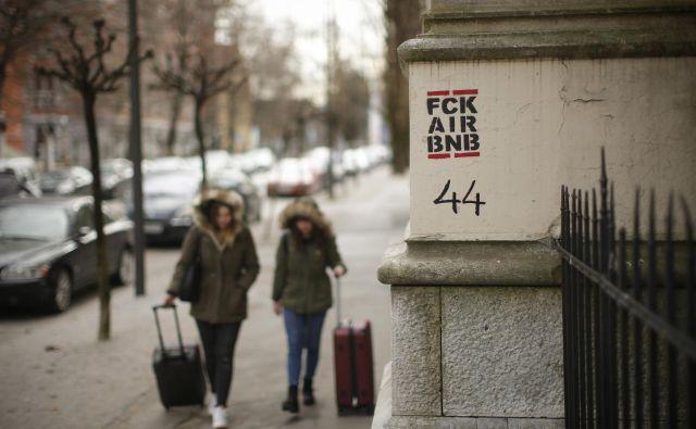 Delamo se, da Airbnb ni kapitalizem v najbolj perverzni obliki. FOTO: Jure Eržen/Delo