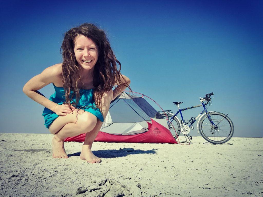 FOTO:Od Cape Towna do Nordkapa – s kolesom