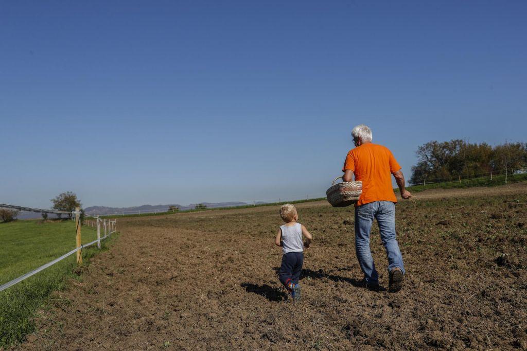FOTO:»Edini način, da kmet preživi brez subvencij«