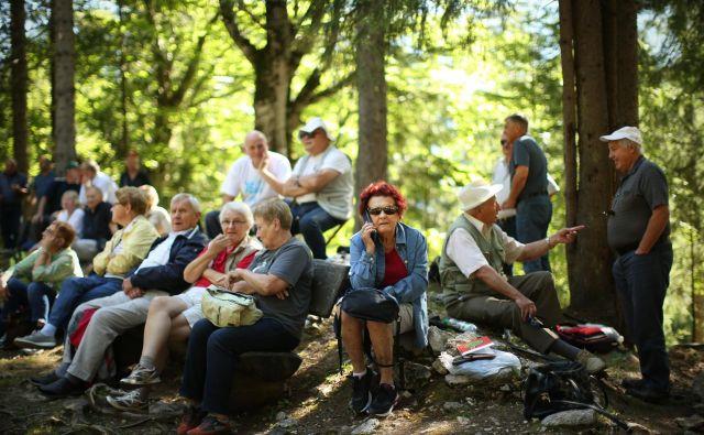 Naslednja uskladitev pokojnin, ki bo izredna, bo konec leta.FOTO: Jure Eržen/Delo