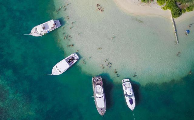 Finančni ministri EU so na črni seznam poleg britanskega prekomorskega ozemlja uvrstili še Panamo, Palau in Sejšele. Foto Shutterstock