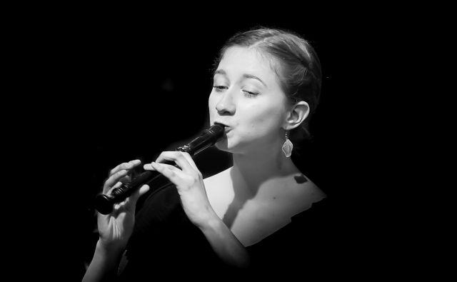 Kot zmagovalki ji je pripadel nastop na gala koncertu z vodilnim izraelskim ansamblom za baročno glasbo Barrocada. Foto Yoel Levy