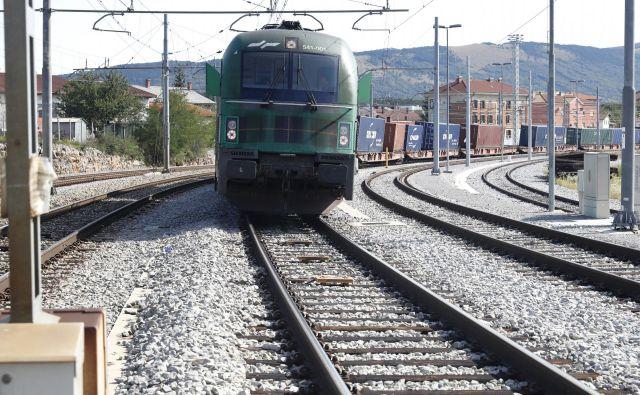 Kakšen je hrup vlakov v Litiji, Sevnici in Krškem? Foto Uroš Hočevar