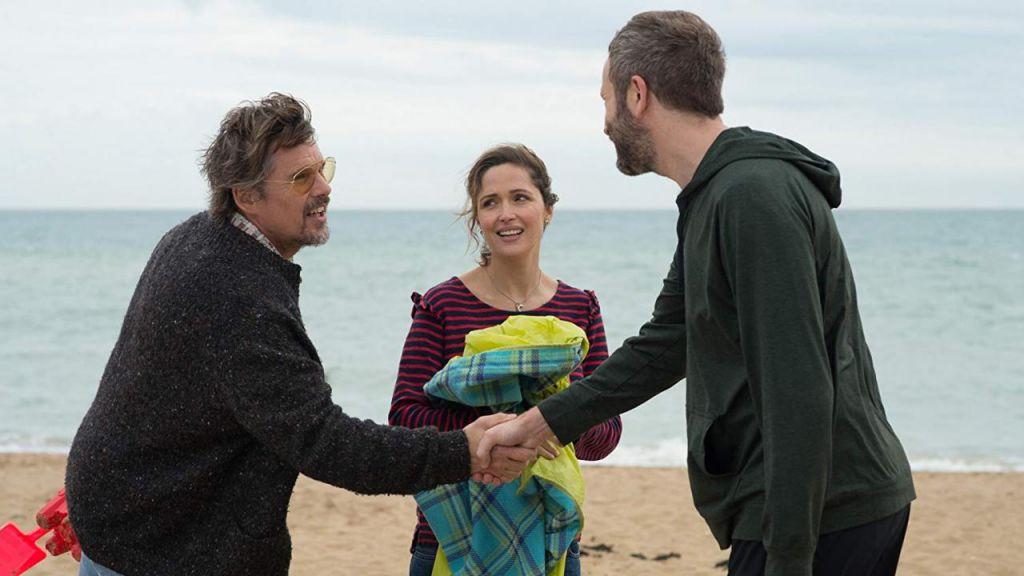 TV namigi: Juliet, gola, Vsemogočni Evan in Brightburn