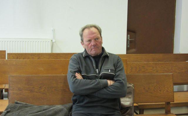Boris Klančnik bo kazen odsedel na odprtem oddelku Rogoza Zavoda za prestajanje kazni zapora Maribor. FOTO: Špela Kuralt/Delo