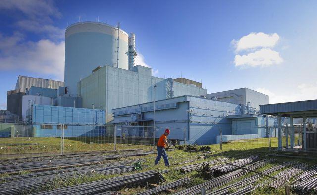 Jedrska elektrarna Krško: Arso mora ponovno odločati o njenem podaljšanju do 2043. FOTO: Jože Suhadolnik/Delo