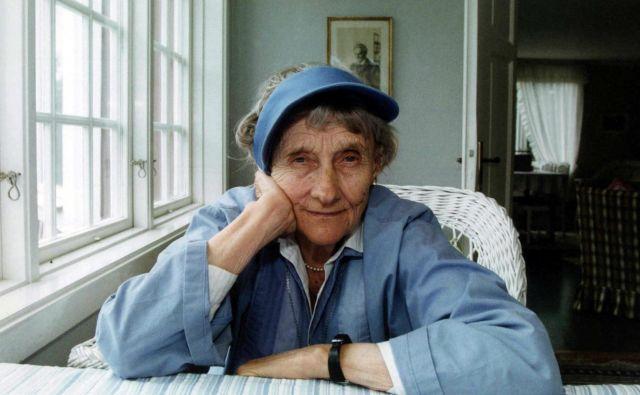 Astrid Lindgren FOTO: Reuters